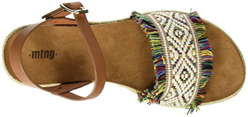 MTNG Collection - Ludo, Sandali con cinturino Donna Multicolore