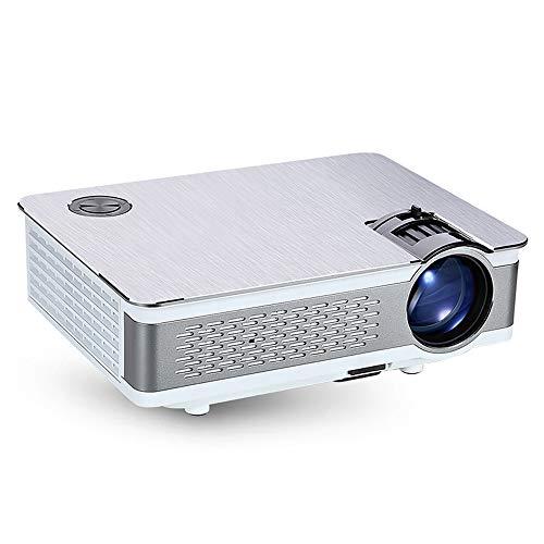 ZM Projektor Full HD 1080 P 3800 Lumen LED Multifunktions Projektor Heimkino