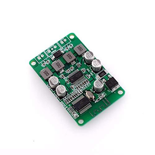 Xploit 1 Stück Bluetooth Verstärkerplatine Digitalverstärker Wireless Audio Amp Board Kopfhörer Dual Channel 15 Watt + 15 Watt Kleine Verstärkermodul - Dual-channel-kopfhörer