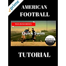 American Football Pass Rush Tutorial - The Quick Swim [OV]