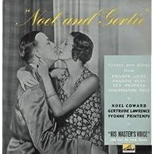 NOEL AND GERTIE LP (VINYL) UK HIS MASTERS VOICE