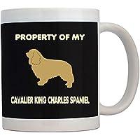 Teeburon PROPERTY OF MY Cavalier King Charles Spaniel Tazza