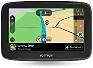 TomTom GO Basic Pkw-Navi (6 Zoll mit Updates über WiFi, TomTom Road Trips, Lebenslang Karten-Updates, Lebenslang via Smartph