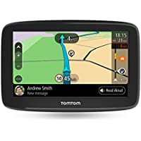 TomTom GO Basic Pkw-Navi (6 Zoll mit Updates über WiFi, TomTom Road Trips, Lebenslang Karten-Updates, Lebenslang via Smartphone)