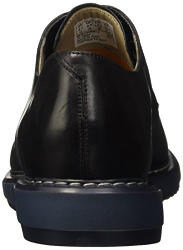 Clarks Herren Kenley Walk Derby Schwarz (Black Leather)