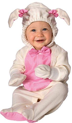 Lamm Babykostüm (Kostüme Baby Rosa Lamm)