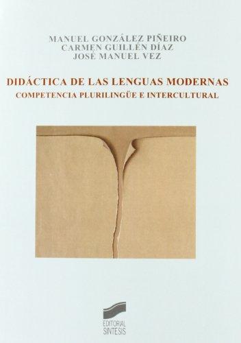 Didáctica de las lenguas modernas (Síntesis educación)