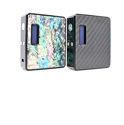 Preisvergleich Produktbild Lost Vape EPetite DNA60 60W TC Box Mod Akkuträger Farbe Black Frame Green abalone