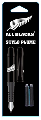Stylo plume All Blacks - Collection officielle - Rugby