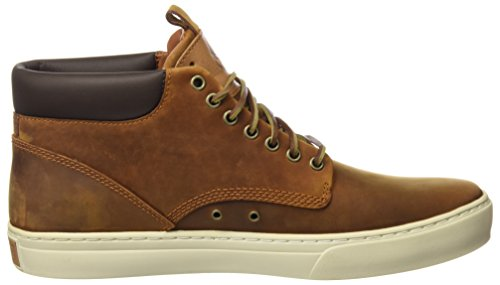 Timberland Ek Adventure Cupsole Chukka, Baskets mode homme Marron (Red Brown Oiled))