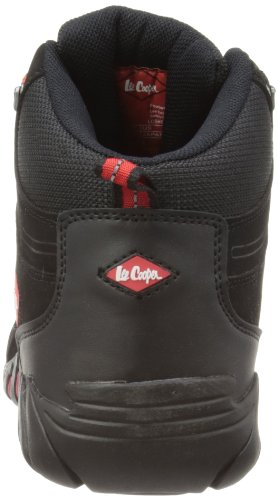 Lee Cooper Workwear S1p Boot, Chaussures de sécurité Adulte Mixte Noir (black)