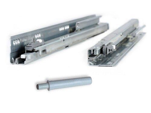 SO-TECH® Blum Vollauszug Korpusschienen 500mm 30 Kg Tandembox