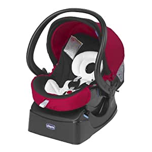 Chicco Autofix Car Seat - Red Wave