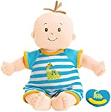 Manhattan Toy Baby Stella Boy Soft Nurturing First Baby Doll for Ages 1 Year and Up, 38.1cm