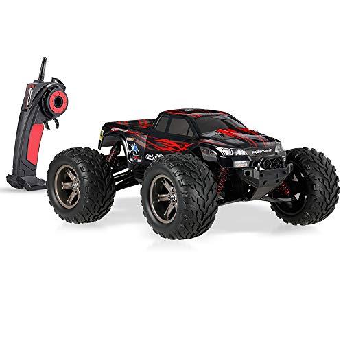 Goolsky XINLEHONG JUGUETES 9115 2.4GHz 2WD 1/12 40km / h RTR eléctrico de alta velocidad Monster Truck RC Car
