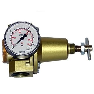 Druckregler mit Manometer 1/2 Zoll