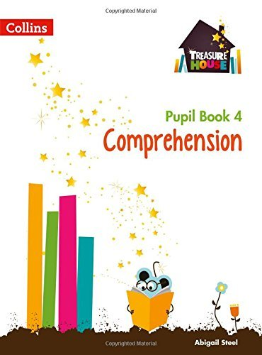 Treasure House Year 4 Comprehension Pupil Book (Treasure House)