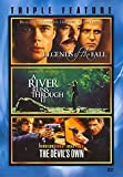 Legends of the Fall / A River Runs Through It / The Devil's Own (Widescreen) by Brad Pitt