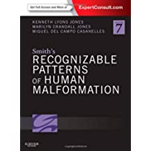 Smith's Recognizable Patterns of Human Malformation: Expert Consult - Online and Print, 7e (Saunders W.B.)
