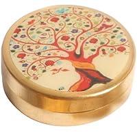 Pillendose/Kleine Trinket Box, Tree of Life Design–4,5cm preisvergleich bei billige-tabletten.eu