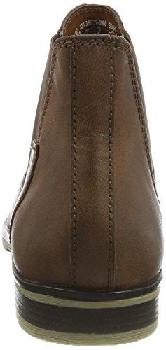 323396313000 Herren Braun Boots Brown Bugatti Chelsea 1pAYwnq