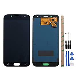 Samsung Galaxy J5 2017 LCD Display Touch Screen and Repair Tools for Samsung Galaxy J5 J530F J530Y Screen Replacement (Simple and convenient for Do-it-yourself)
