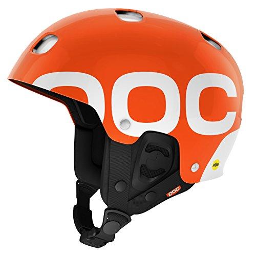 POC Radhelm Receptor Backcountry MIPS Orange, M (55-56 cm) (Poc Helm Orange)