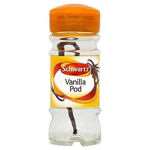 Schwartz Vanilla Pod by Groceries
