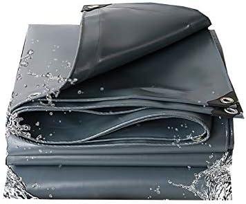 Tela per Telo Telo Telo da Trasporto per Telo da Camion all'aperto in Tela Spessa e Resistente allo Sporco Grigio, 500 g m² (Dimensioni   1.5×2m)   Prezzi Ridotti    Spaccio  8a483f