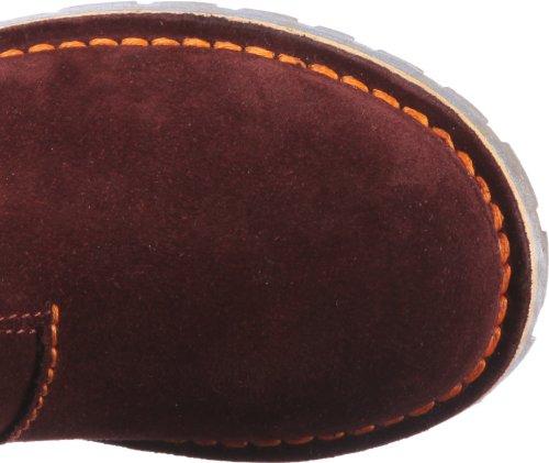 Wyzz Mitch 300060011 Jungen Stiefel Rot/Burgundy