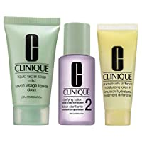 Clinique 3-Phase System Care Skin Type 2 Gift Set