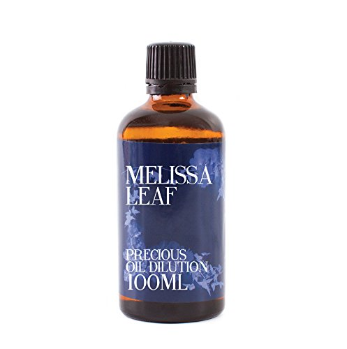 Mystic Moments Olio essenziale diluizione Foglie di Melissa, 100 ml, 3% misto...