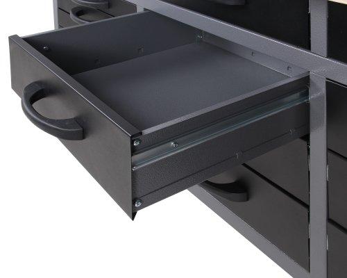 Ondis24 Werkbank Werktisch Montagewerkbank Werkstatttisch Schubladenschrank Werkstatt - 3