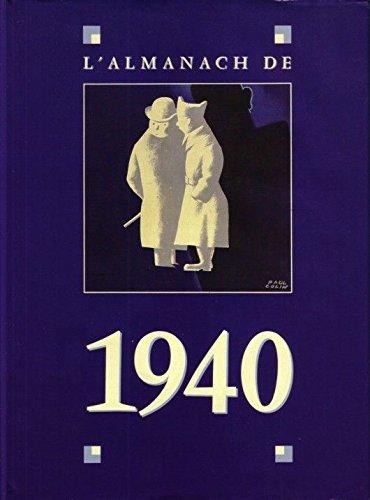 L'Almanach de 1940
