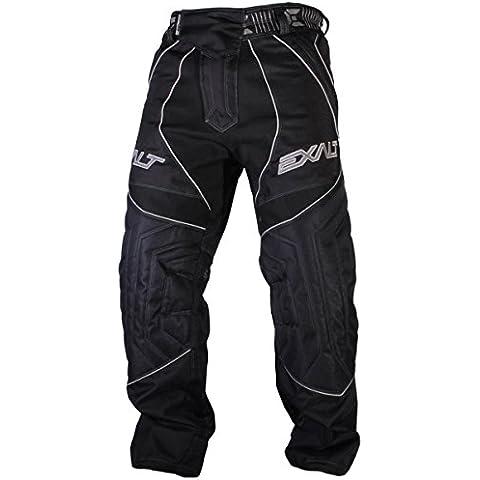 Exalt Paintball T4 Pants - Black - Small