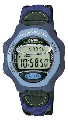 Casio Collection Kinder-Armbanduhr Digital Quarz LW-24HB-6AVES