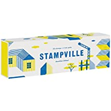 Stampville: 25 Stamps + 2 Ink Pads