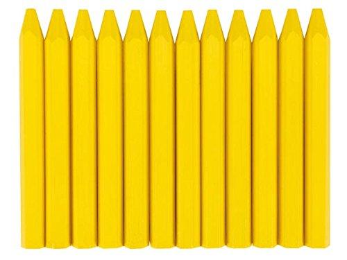 Defi DF3830 Kreidemarker, Gelb (12-er pack)