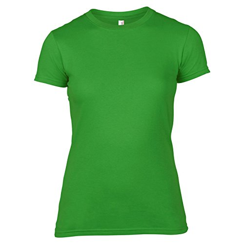 Anvil -  T-shirt - Donna Green Apple
