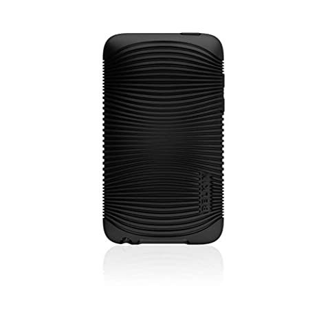 Belkin Ergo Silicon for Ipod Touch - Caviar