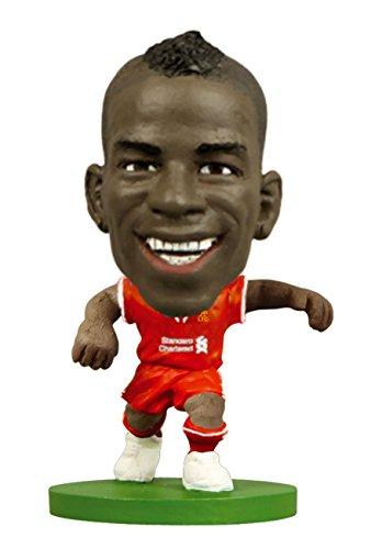 SoccerStarz Liverpool Mario Balotelli Mini Figure in Home Kit