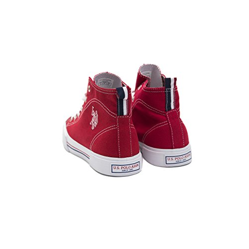 U.S.POLO ASSN. Sneakers Donna Rosso