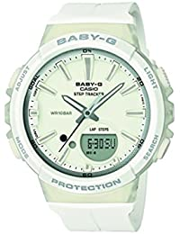 Casio Damen Armbanduhr Analog Digital Quarz Harz BGS-100-7A1ER