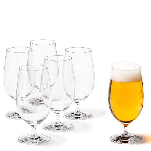 LEONARDO HOME Bierglas CIAO+ 6er-Set 390 ml