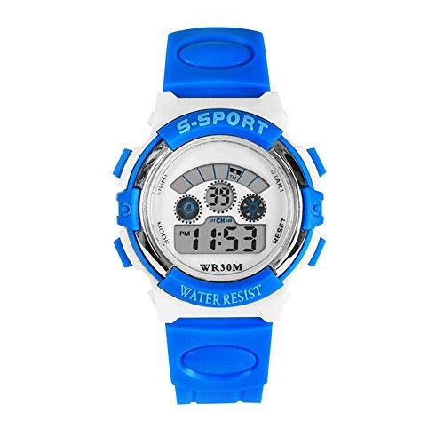 sanwood-kids-children-digital-watch-rubber-multi-functional-clock-dark-blue