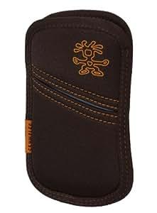 Crumpler iPhonetasche Giordano Special 80, espresso / orange, GS80-002