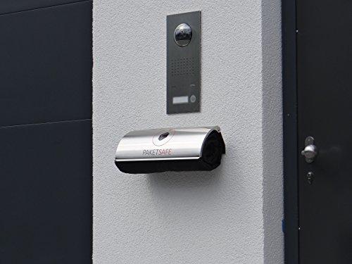 PAKETKASTEN für alle Paketdienste - platzsparend & sicher -