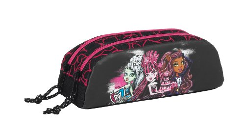 Monster High Portatodo ovalado doble