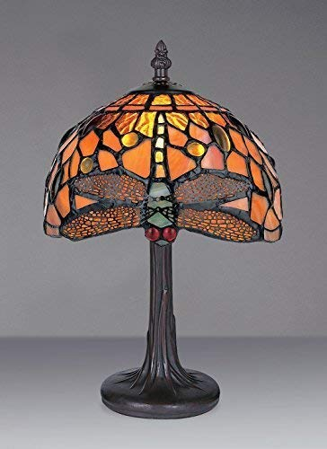 Traditionell Tiffany Lampe - G081467B -