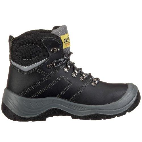Saftey Jogger POWER1, Chaussures de sécurité mixte adulte Noir-TR-SW517